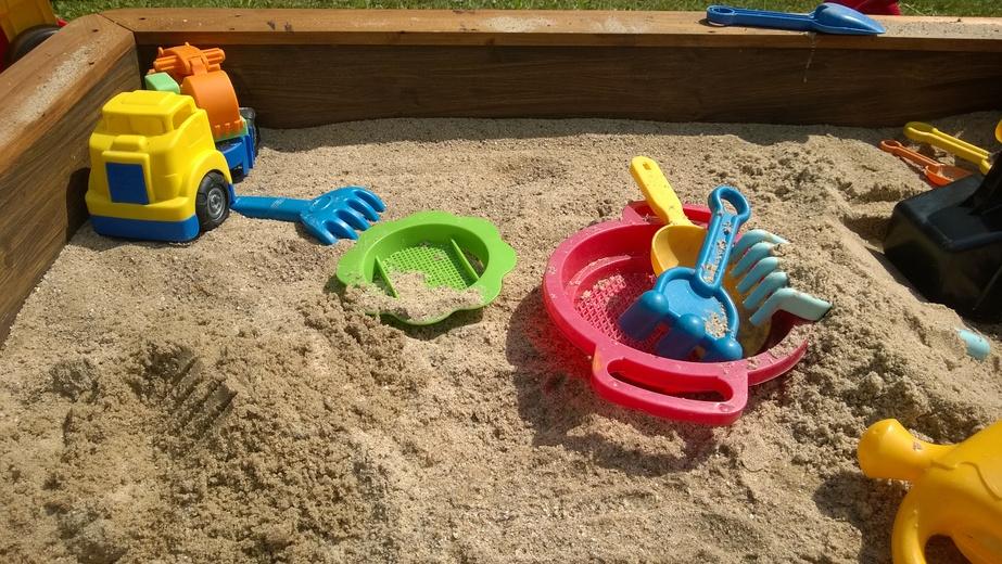 wie viel und welcher sand f r den sandkasten hier berechnen. Black Bedroom Furniture Sets. Home Design Ideas