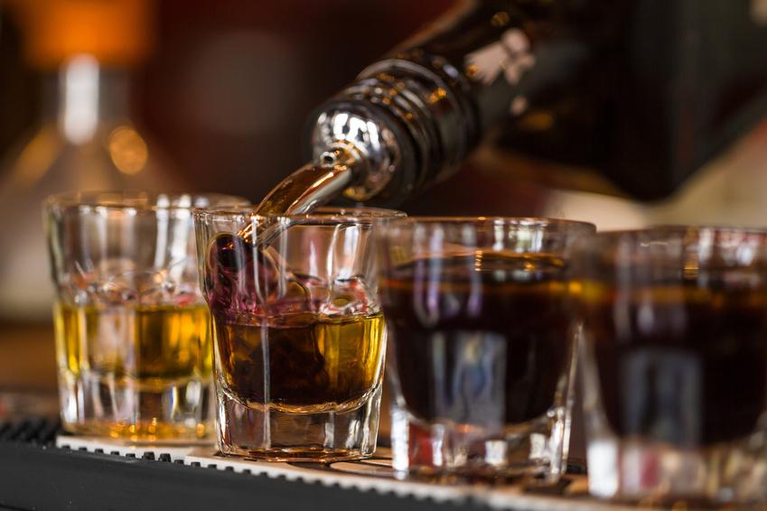 Shot, Kurzer, Bar, Alkohol