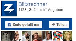 Bereits 1128 Menschen gefällt diese Seite!
