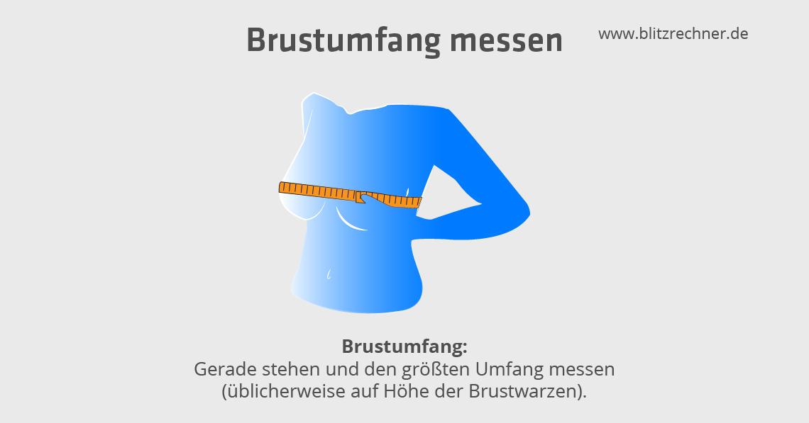 Brustumfang Berechnen : bh gr entabelle bh gr e berechnen cup gr e messanleitung ~ Themetempest.com Abrechnung