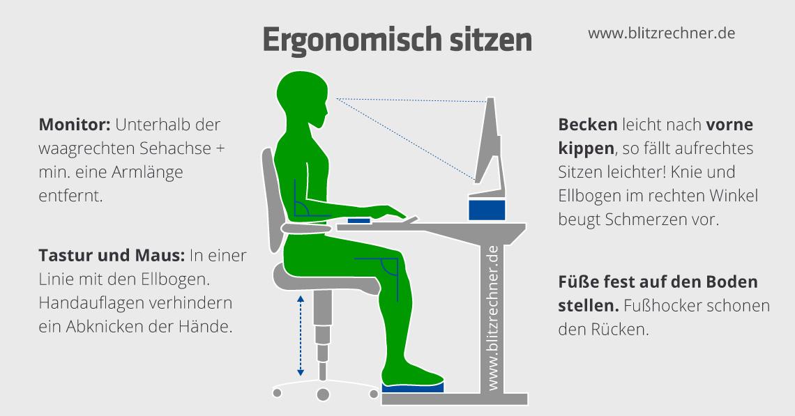 ergonomisch-sitzen