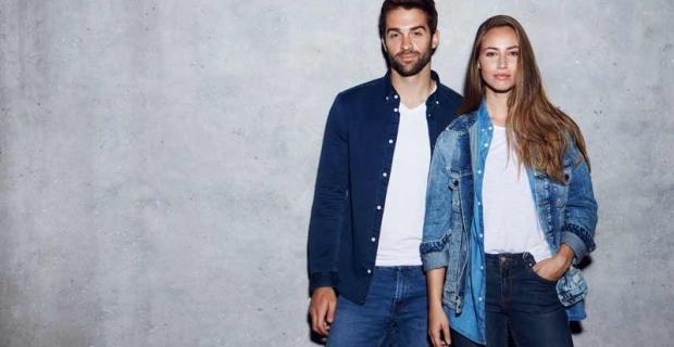 Jeansgrößen ermitteln: Größentabelle Herren & Damen
