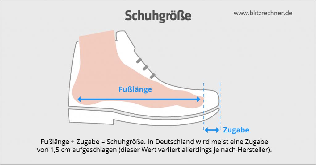 schuhgroesse-fusslaenge